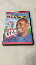 Half Baked  ( DVD, 2005  Fully Baked Edition -  Widescreen ) Dave Chappelle