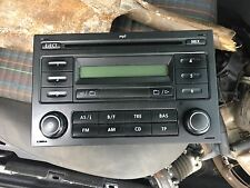 VW Volkswagen Polo 9n3 2005-2009 Radio CD Player Supplied Without Code
