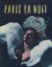 PARIS LA NUIT - J. Robert - RAOUL SOLAR 1956