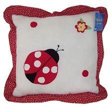 Lady Bug Yard Pillow