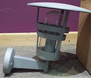 Malmbergs Lantern Torekov, Silver, E27, IP44 ** FREE P&P **