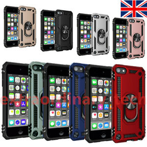 New Ring Heavy Duty Shockproof Protect Case for Apple iPod Touch 5th 6th 7th Gen