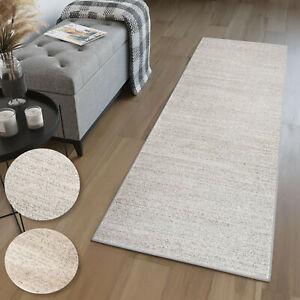 Plain Hallway Runner Rug Living Room Bedroom Soft Floor Mat Long Short Rugs