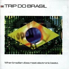 Trip do Brasil (1998) Professeur Bubble, Jerome Pacman, Navis feat. Aï, J.. [CD]