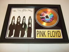 PINK FLOYD  SIGNED  GOLD CD  DISC 2
