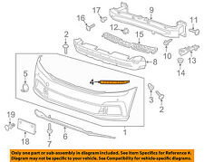VW VOLKSWAGEN OEM Passat Front Bumper-Bumper Cover Side Support Right 561807724B