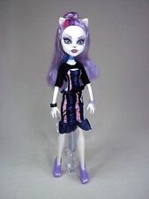 Monster High Scare Mester New Scaremester Catrine DeMew Doll w/ Clothes Shoes