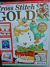 CROSS STITCH GOLD Magazine Issue 114