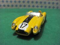 Ferrari 250 Tr 3000cc. Spyder Testarossa 'The Mans 1958 Inch - 1/43 Bang 7130