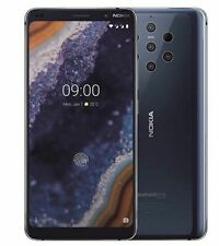 Nokia 9 PureView DUAL SIM ta-1087 Android ONE SMARTPHONE 128gb 6gb 5, 99 15, 2cm