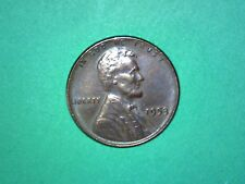 Lincoln Wheat Cent - 1953 - KM# A132