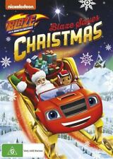 Blaze And The Monster Machines - Blaze Saves Christmas (DVD, 2017) NEW