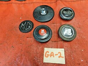 Triumph MG, Steering Wheel Centers, Buyer's Choice for 1, !!