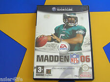 MADDEN NFL 06 -  GAMECUBE - Wii Compatible