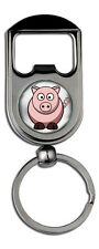 Pig Standard Bottle Opener / Keyring