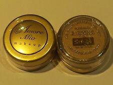 SH-74 Amore Mio 24K Gold Shimmer Powder Cosmetics 2.5 Grams