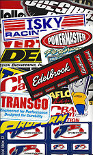 Racing Decals Trailer Mancave Tool Box Race Car 41 Decals NASCAR NHRA Stickers
