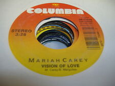 Rock 45 MARIAH CAREY Prisoner/All in Your Mind/Someday on Columbia