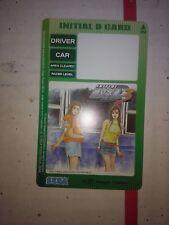 sega naomi initial d3 arcade card