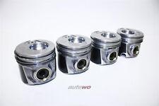 038107065AA & 038107065AB  NEU Audi/VW A3 8L/A4 B5 1.9l TDI 4 Zyl. Satz Kolben
