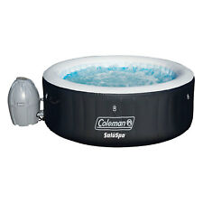 """Coleman 71"""" x 26"""" Portable Inflatable Spa 4-Person Hot Tub 
