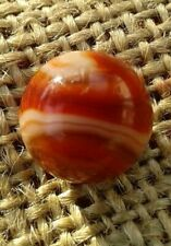 """9/16"""" Akro agate 3 Color Spiral In NM + Condition Beautiful Marble Check photos"""