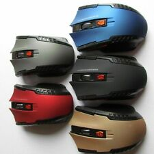 Gaming Wireless Optical Mouse USB 2.4ghz Home Office Creative Laptop Desktop