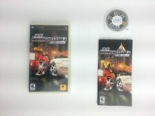 Midnight Club 3 DUB Edition game for Sony PSP -Complete