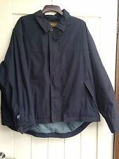 Para hombre Timberland Azul Marino Weathergear Chaqueta de Abrigo de lana forrada XL