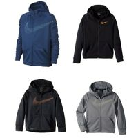 NEW - Nike Boys Therma Full-Zip Training Hoodie - Pick Size & Color MSRP:$50.00