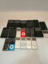 Lot of 20 iPods