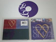 Simple Minds/GLITTERING Prize 81-92 (Virgin 0777 7 86486 2 8+ smtvd 1) CD Album