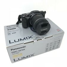 Panasonic LUMIX DMC-GF5K 12.1MP - Black With Accessories, Box, And All Paperwork