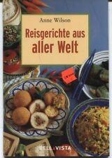 Anne Wilson - Reisgerichte aus aller Welt