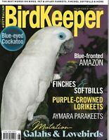 Australian Birdkeeper Magazine Vol 34 Issue 8 April/May 2021 Bird Magazine NEW