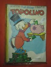 WALT DISNEY- TOPOLINO libretto- n° 897 b - originale mondadori -anni 60/70
