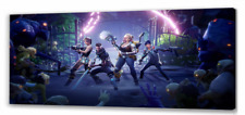 Fortnite 4 Long Canvas Picture