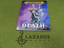 Warhammer Age of Sigmar AoS Army Book - Grand Alliance Death (J1E57) FRENCH
