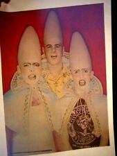 CONEHEADS GRATEFUL DEAD 1970's VINTAGE AMERICANA #1 IRON ON TRANSFER NICE B-7