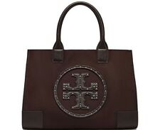 BNEW Auth Tory Ella Studded Logo Tote - Amarena RARE COD/CC