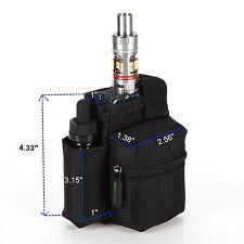 Travel Carry Vape Case Bag Multiple Use, Power Bank,Vapes Kit,Ego Batteries NEW