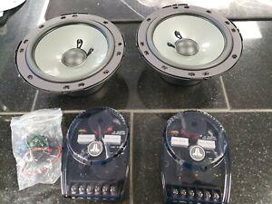 """JL AUDIO C2-600 CAR 6"""" EVOLUTION COMPONENT SPEAKERS MIDS see description"""