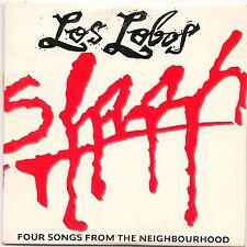 LOS LOBOS FOUR SONGS FROM THE NEIGHBOURHOOD 4 TRACK PROMO CD SINGLE 1990