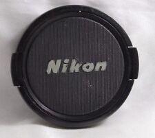 Nikon snap-on 72mm Front Lens Cap - Japan Nikkor Genuine