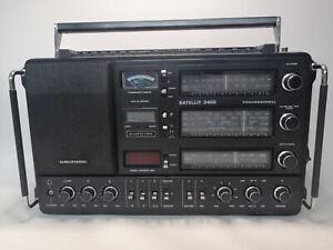 Grundig Satellit 3400 Professional Transistorradio / Weltempfänger