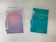 CLEAN Rain EDP Clean First Blush EDT Perfume Vial Sample