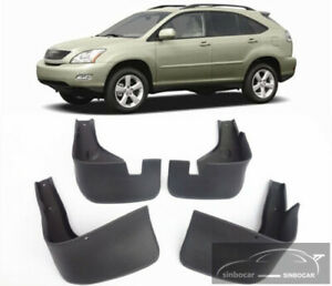 Genuine OEM Splash Guards Mud Flaps 0841448820 FOR 2004-2008 Lexus RX330 350 400