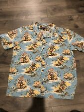 68364a9b New Patagonia Men's Limited Edition Hawaiian Button Up Shirt Short Sleeve  SZ XL