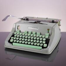 Hermes 3000 Portable Typewriter Swiss Switzerland