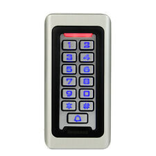 New Keypad Standalone Access Control Home Door Entry Controller Waterproof IP68/